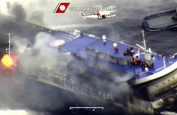ferry grace