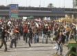 Egypt Pro-Government Supporters Clash With Anti-Government Protesters