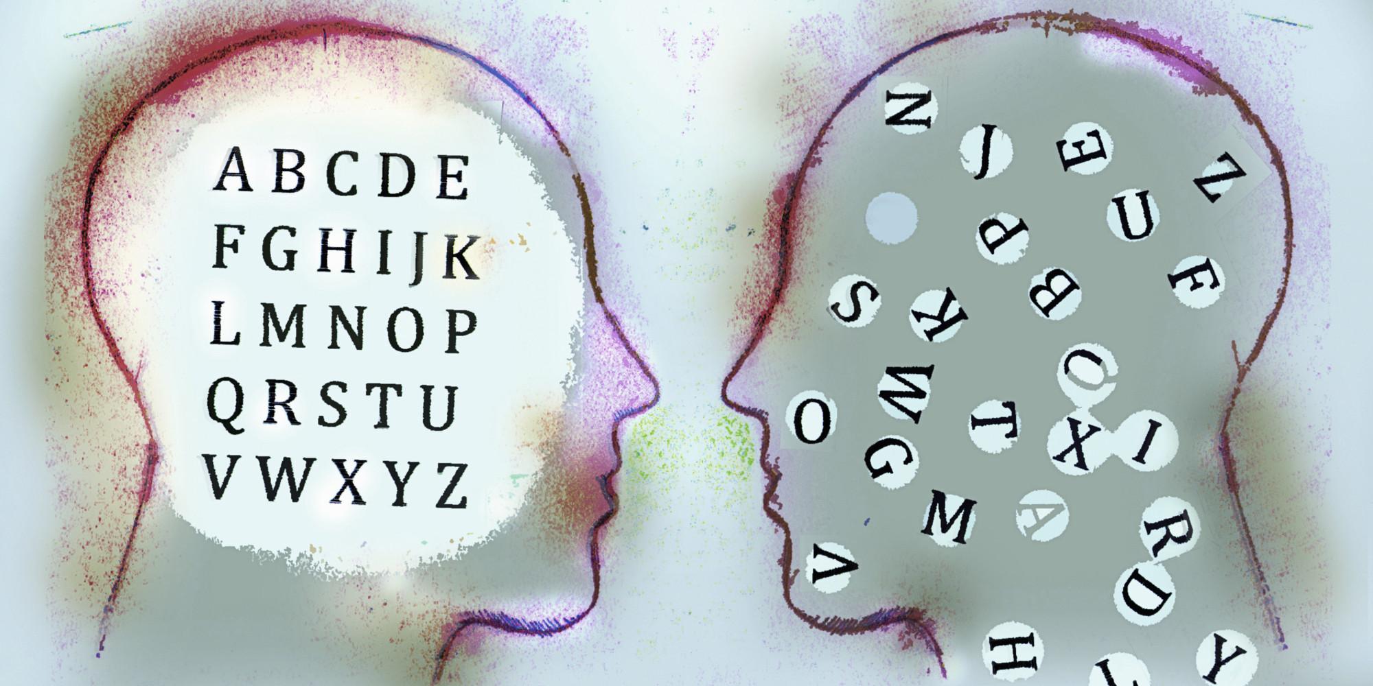 Slikovni rezultat za dyslexia