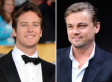 Armie Hammer Talks Leonardo DiCaprio 'J. Edgar' Kiss