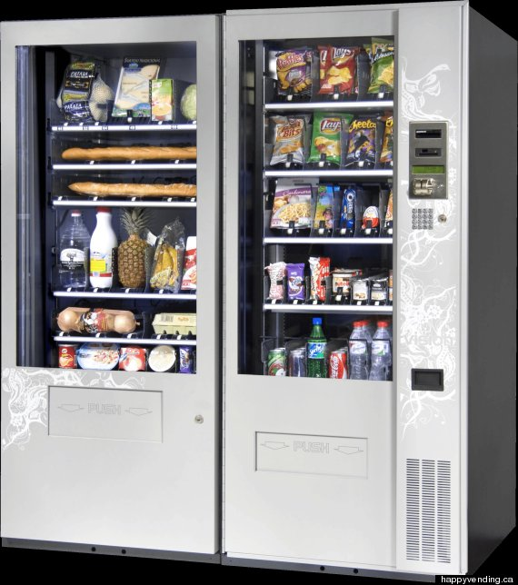 grocery vending machine