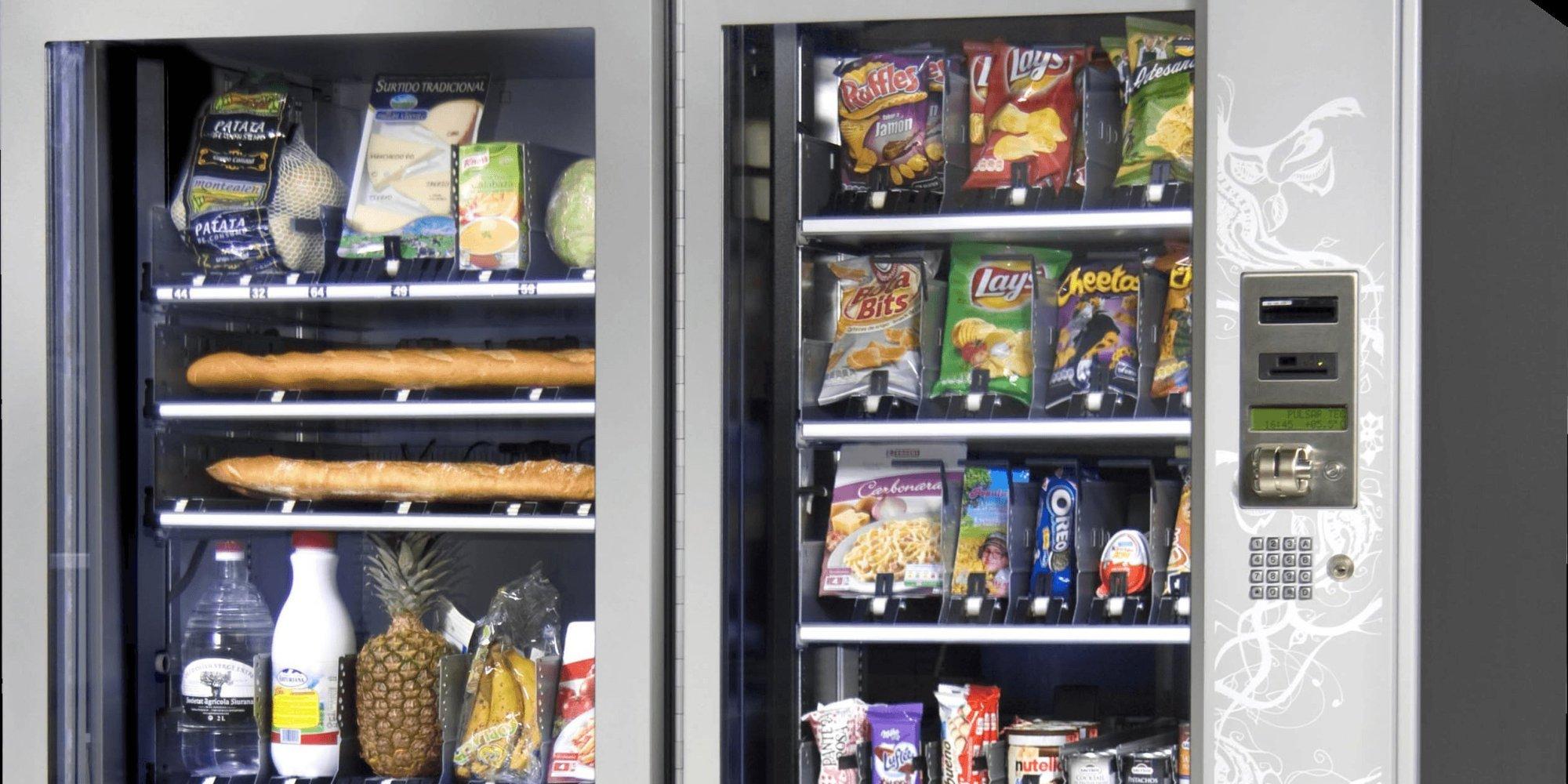vending machines company