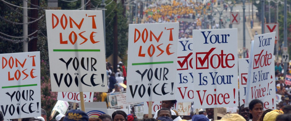 VOTING RIGHTS ACT QUESTIONED
