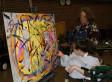 Art Therapy: Kandinsky Project for Helen DeVos Children's Hospital