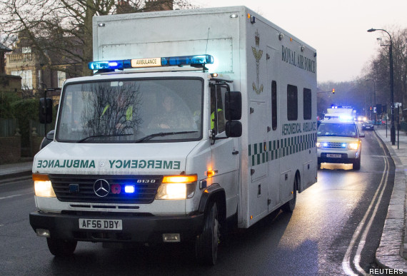 ebola grande bretagne