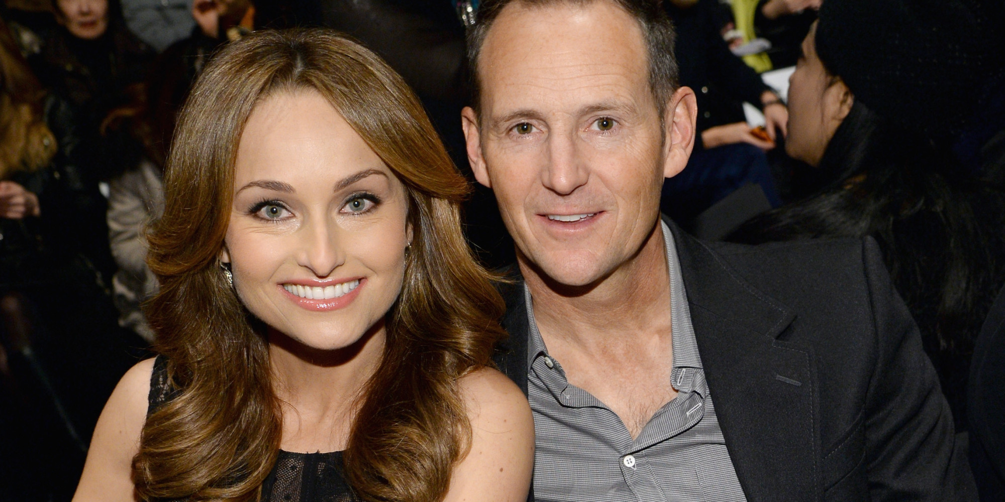 Giada De Laurentiis with cool, Husband Todd Thompson