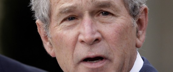 GEORGE W BUSH NATIVISM