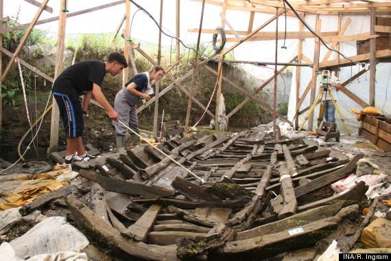 byzantine shipwrecks