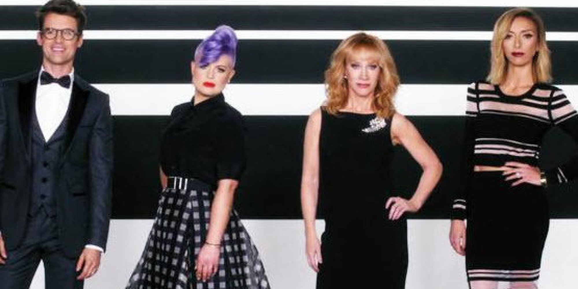 39 Fashion Police 39 Without Joan Rivers Kathy Griffin Takes Over In First Trailer For E Show Video