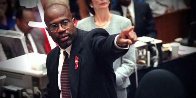 Former O J Simpson Prosecutor Christopher Darden Now I