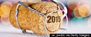 HAPPY NEW YEAR ALCOHOL