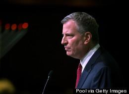 NYC Mayor Blames Trump For Spike In Hate Crimes