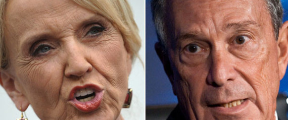 JAN BREWER MICHAEL BLOOMBERG