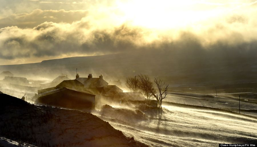 teesdale snow