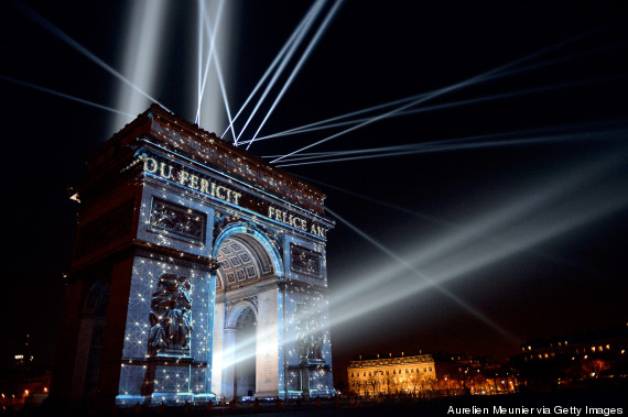 new years france
