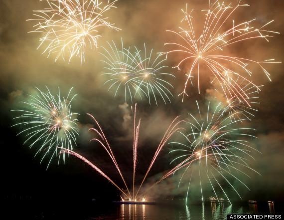 new years philippines