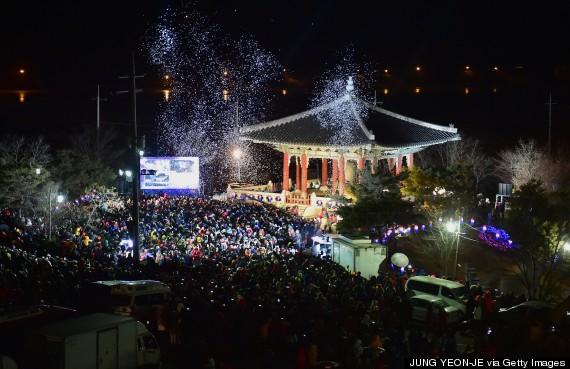 new years north korea