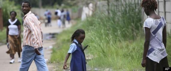 ZIMBABWE GIRLS EDUCATION