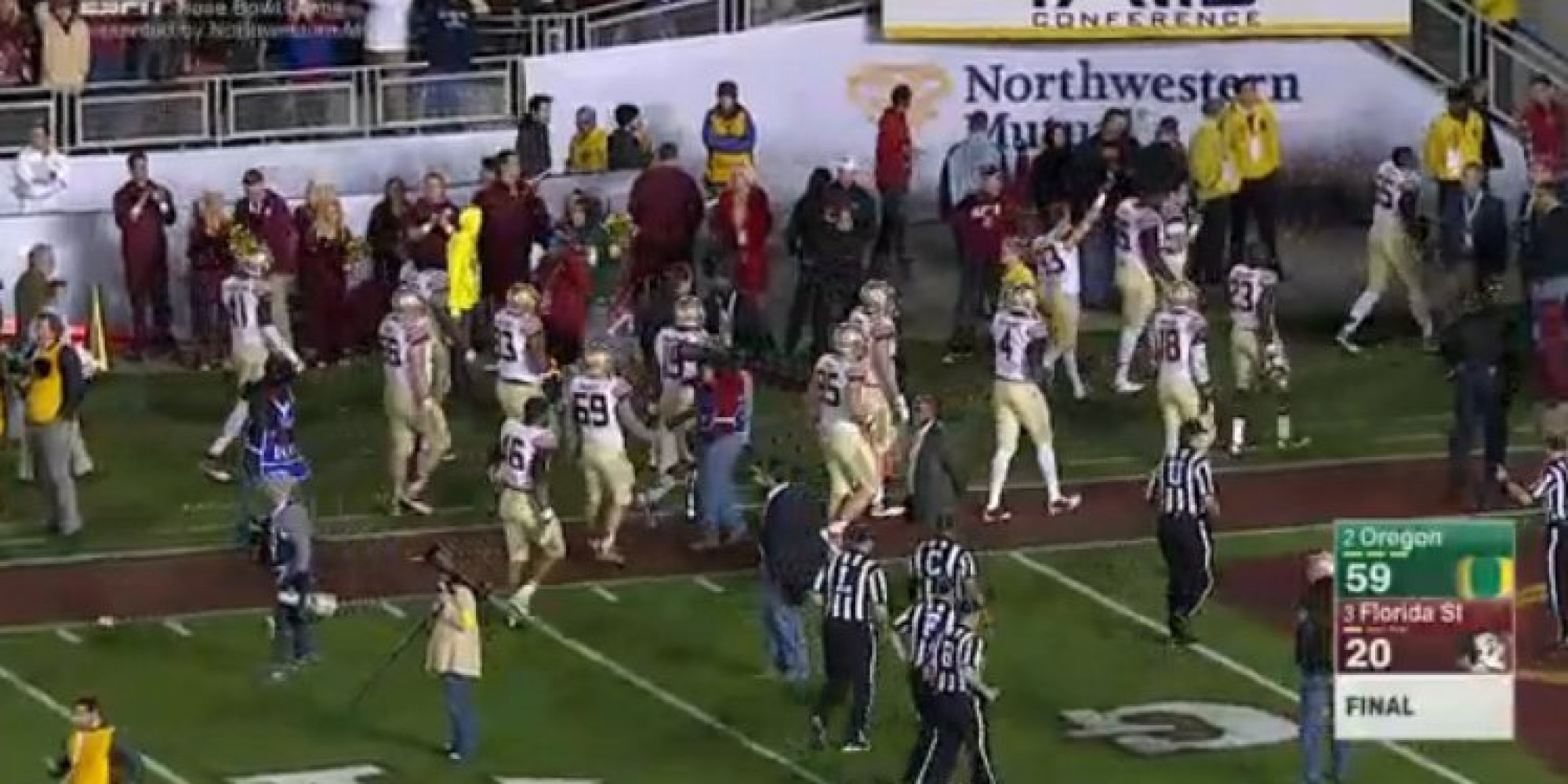 Florida State Players Slammed Over Disappointing Lack Of