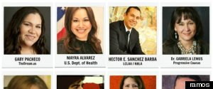 TOP LATINO VOICES