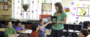 Teachers In Classroom