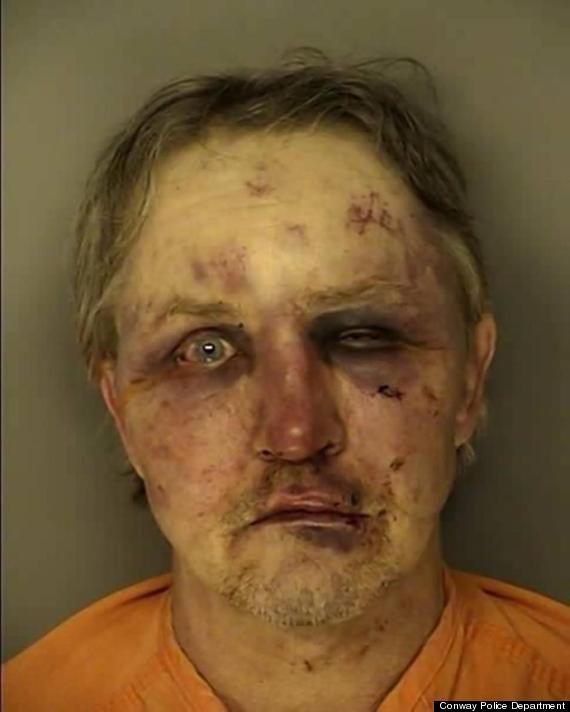 rapist beaten