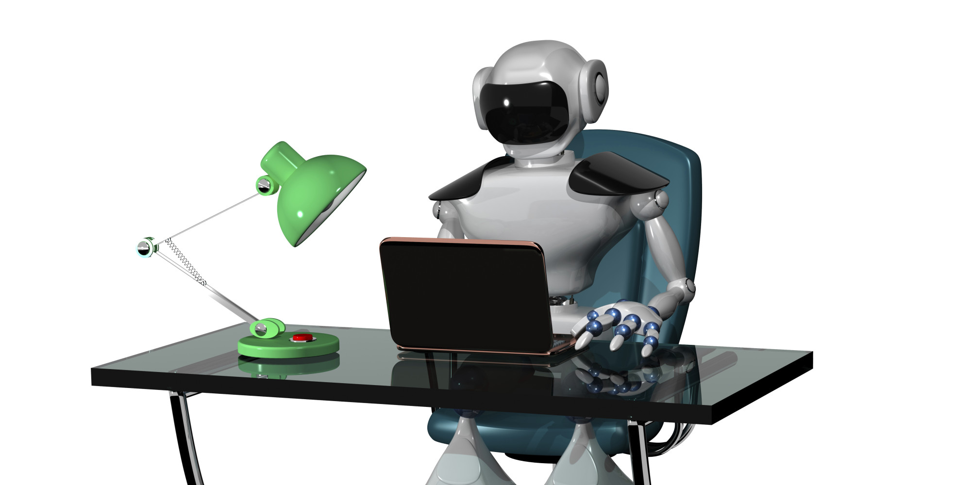 Will Robo Writers Put Humans Out Of Work Huffpost