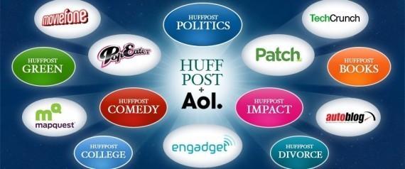 HUFFINGTON POST AOL