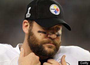 Ben Roethlisberger Super Bowl