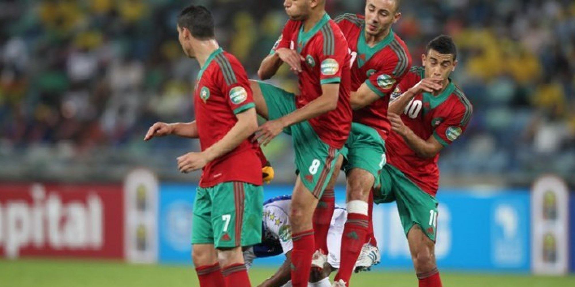 201 Quipe Nationale Marocaine De Football Retour En Chiffres