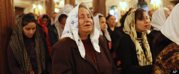 EGYPT CHRISTIANS
