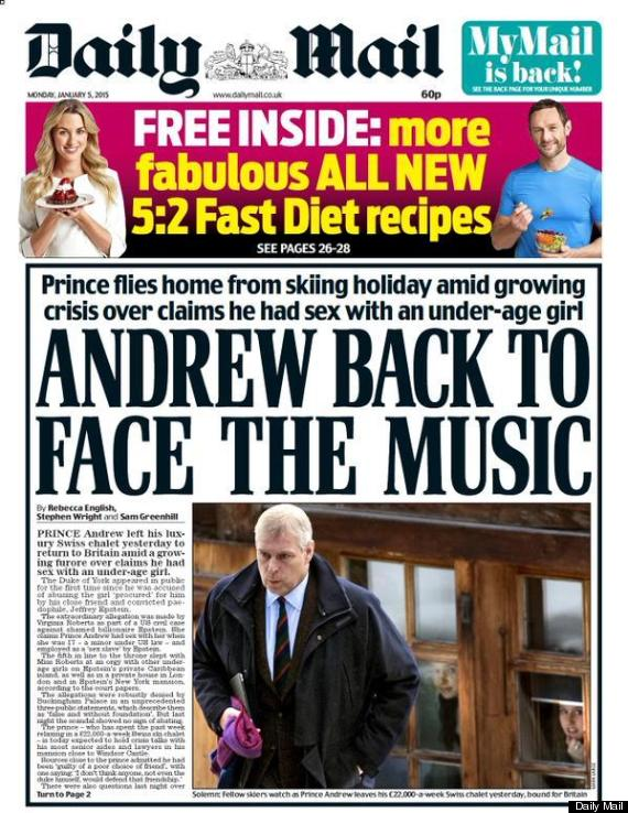 prince andrew sex claims