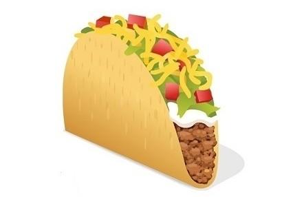 taco bell emoji
