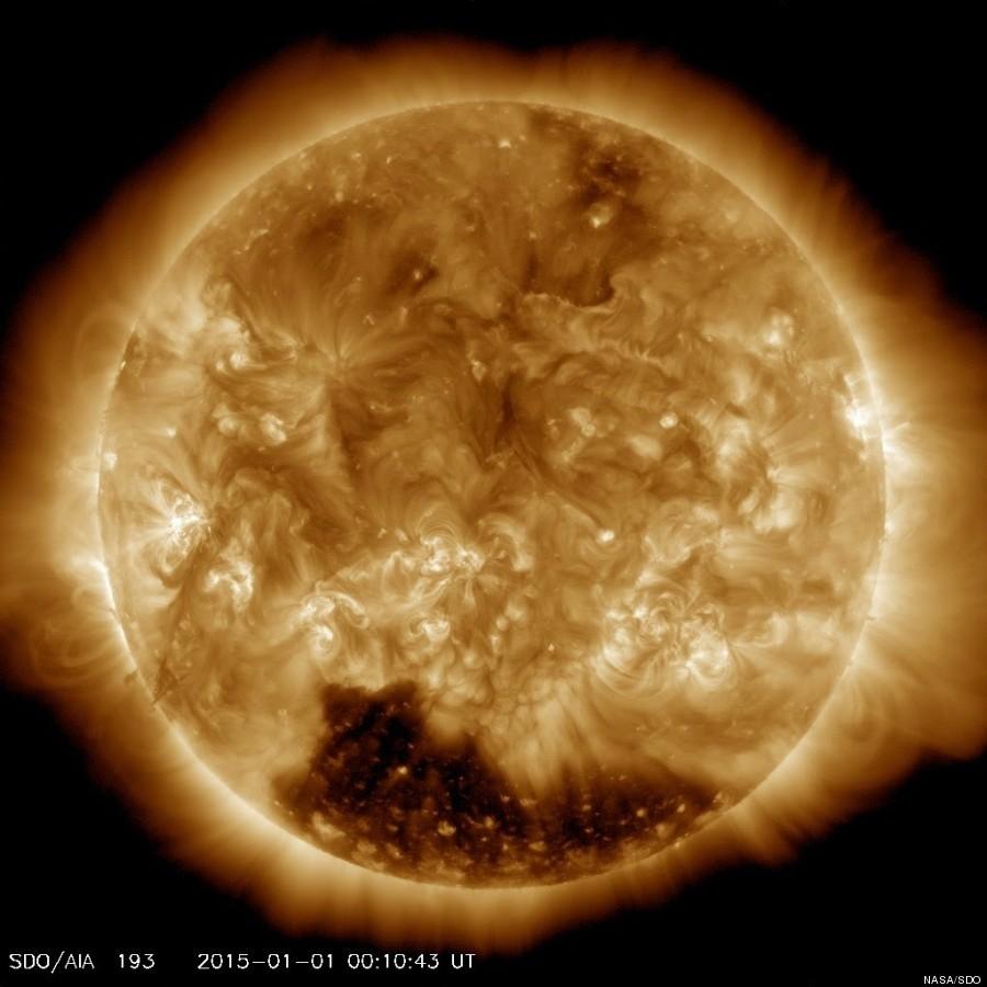 sun hole