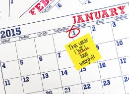 12 propósitos de Año Nuevo (uno por cada mes)