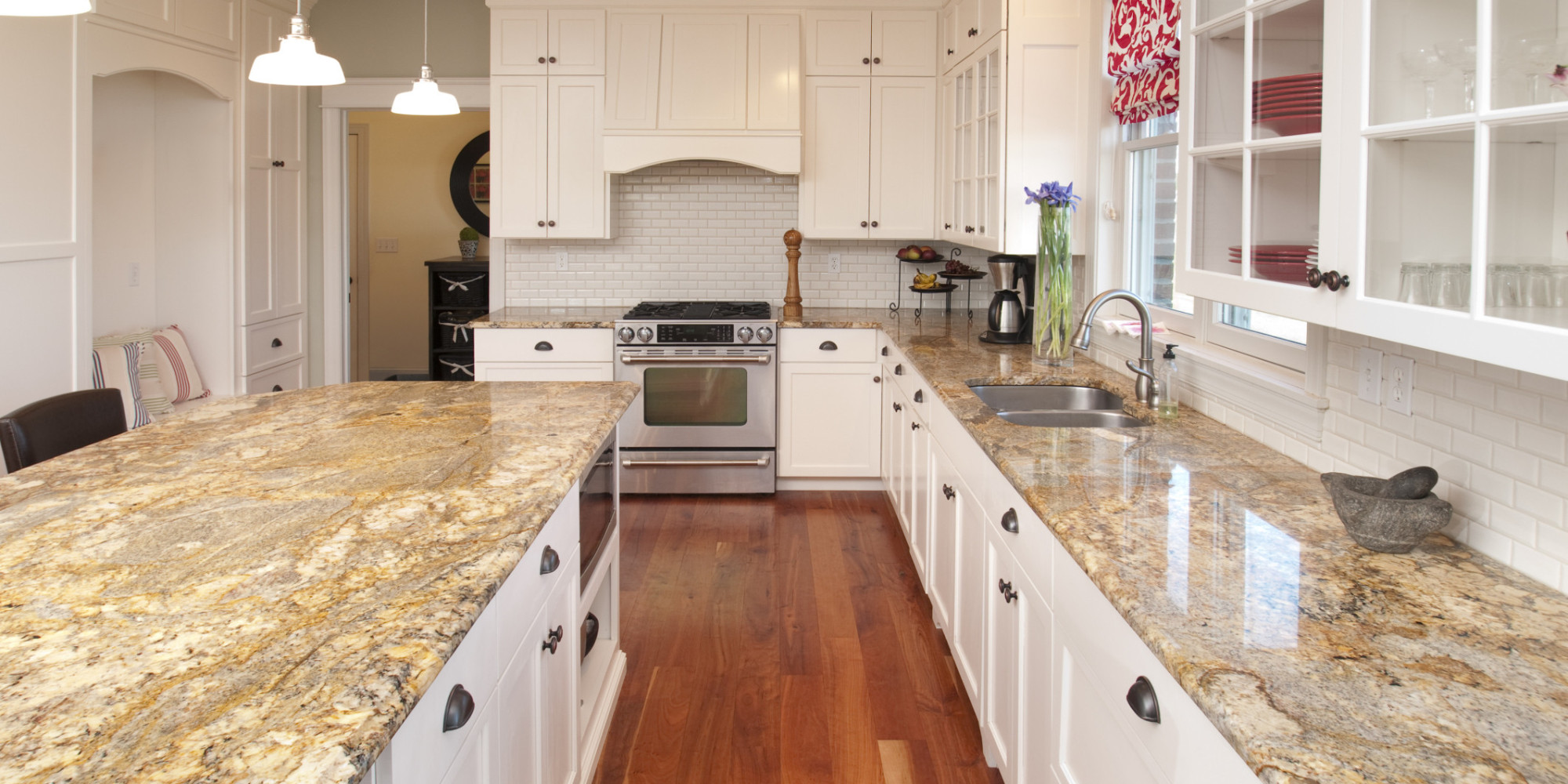 Kitchen Countertop Materials South Africa : Countertop Materials Youve Never Considered HuffPost
