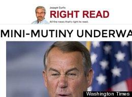 Former Drudge Report Editor Launches Politics-Focused Site 'Right Read'