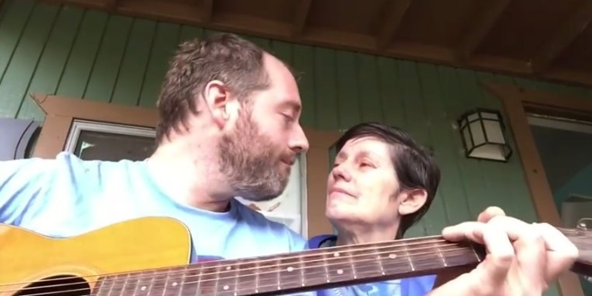 This Video Of A Son Singing To His Mother With Alzheimer's