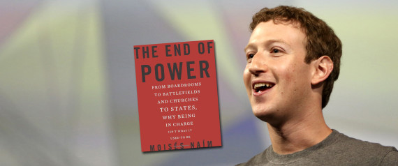 THE END OF POWER ZUCKERBERG