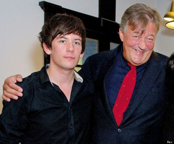 Stephen Fry Shows Off ...