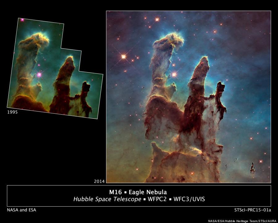 nebula comparison