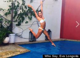 Las divertidas vacaciones de Eva Longoria y su novio en Cartagena