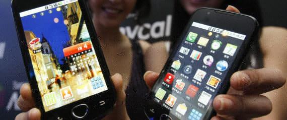 SMARTPHONE SALES PCS