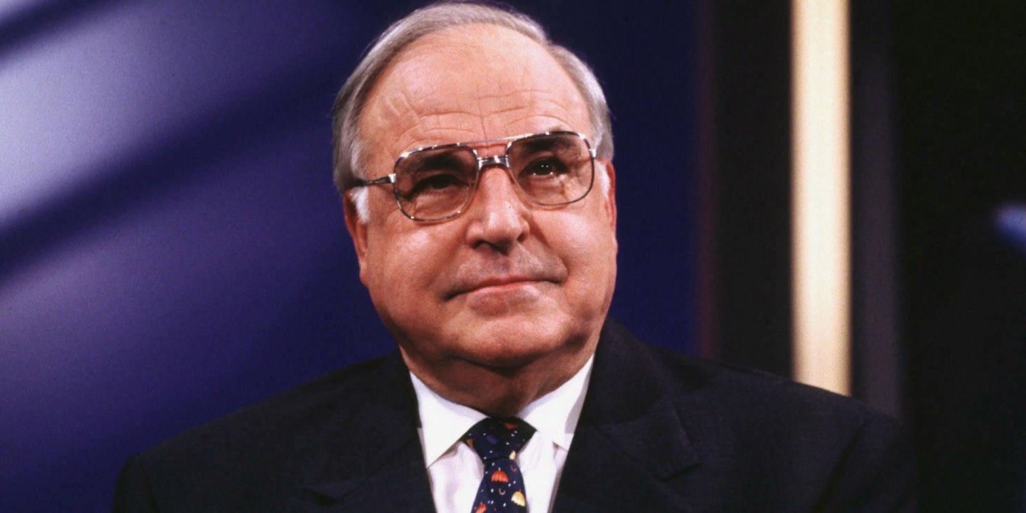 Warum Helmut Kohl und die CDU schuld an Pegida sind