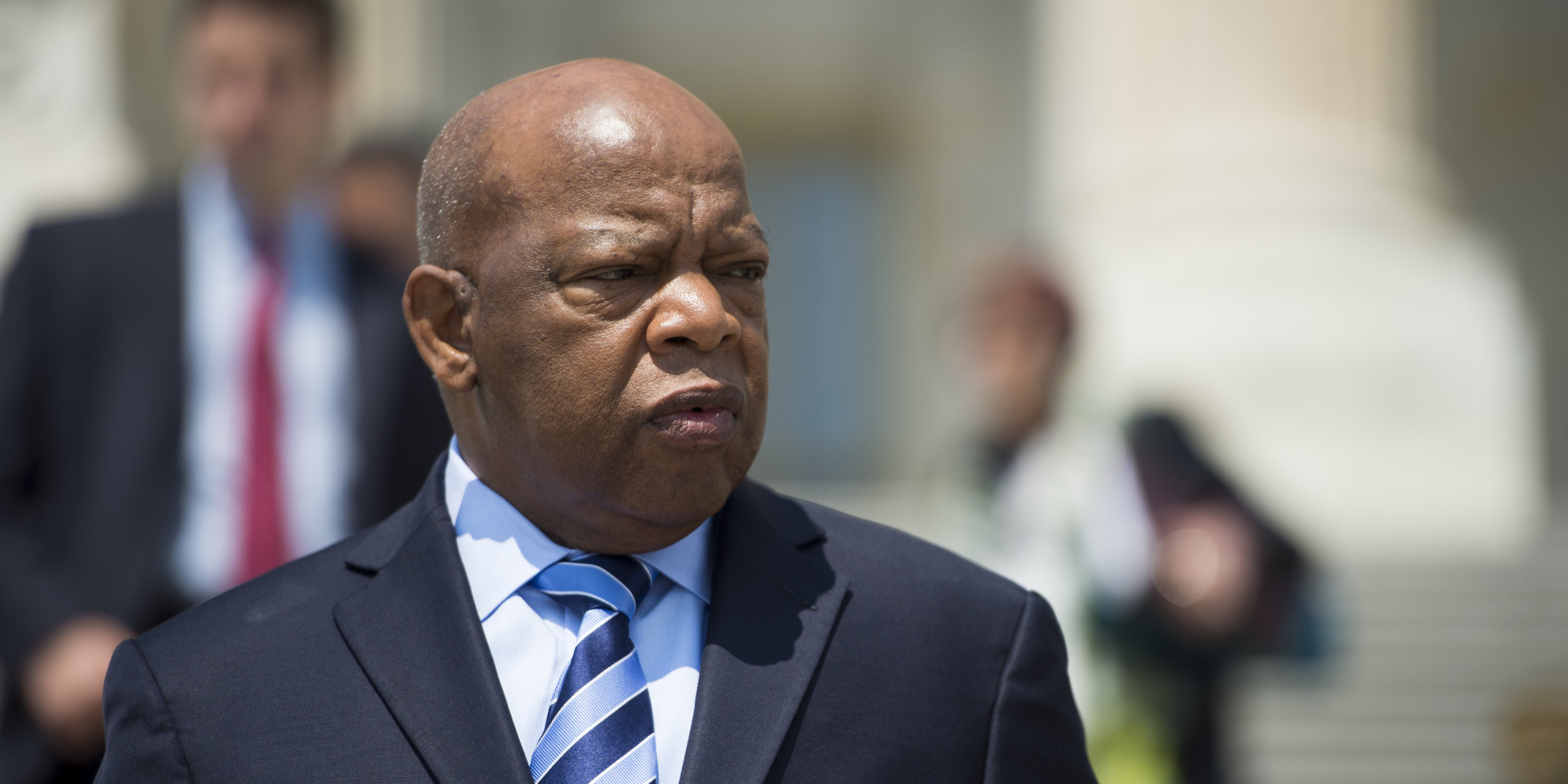Civil Rights Icon John Lewis Calls On Steve Scalise To Apologize To ...