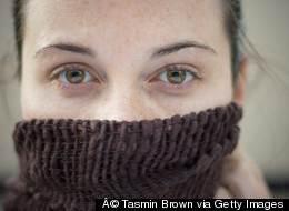 Wearing A Scarf Over Your Nose Could Actually Help Your Cold