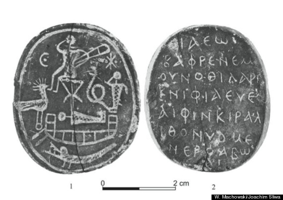 Scientists Discover Ancient Magical Amulet With Odd Two Way