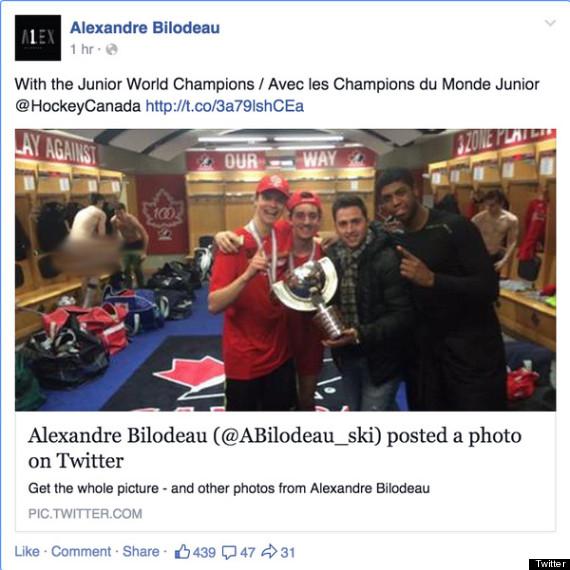 do not use alex bilodeau