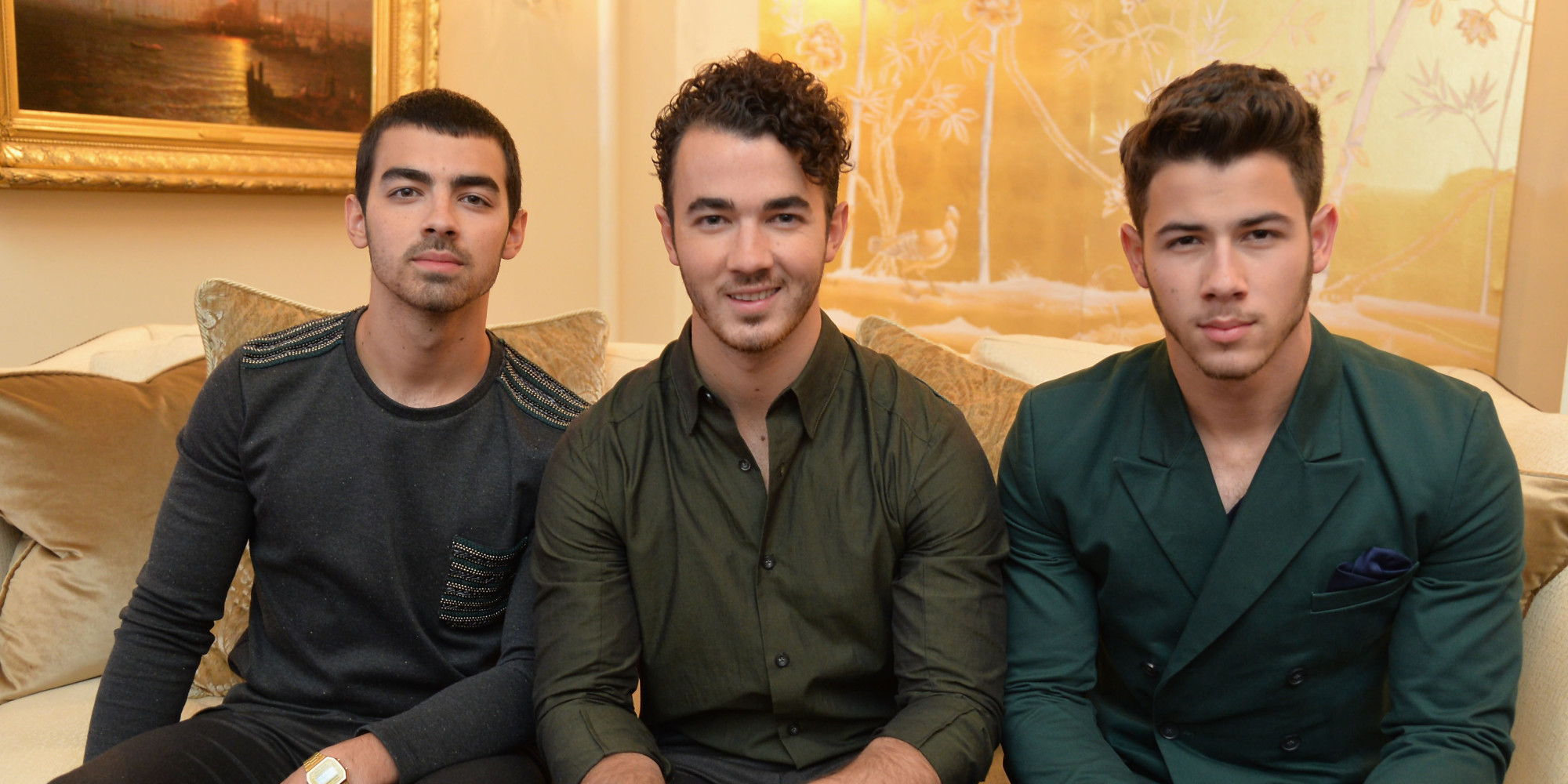 Groovy Kevin Jonas Opens Up About Jonas Brothers Breakup The Friction Hairstyles For Women Draintrainus