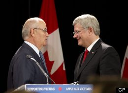 Why Harper Couldn't Dump Fantino Completely